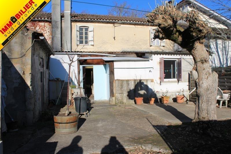Verkauf haus Villandraut 161000€ - Fotografie 1