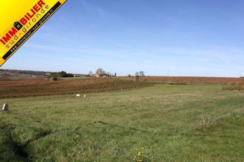 Vendita terreno Langon 69000€ - Fotografia 1