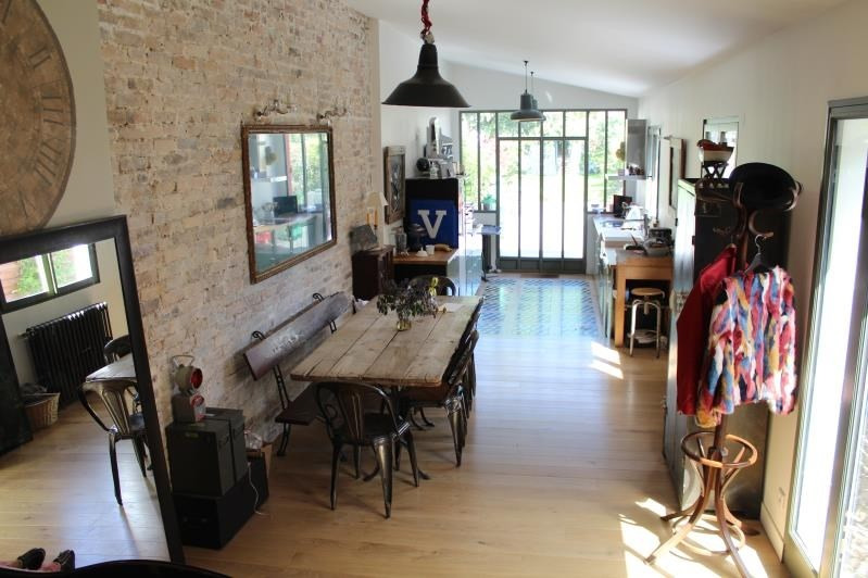 Deluxe sale house / villa Colombes 1199000€ - Picture 2