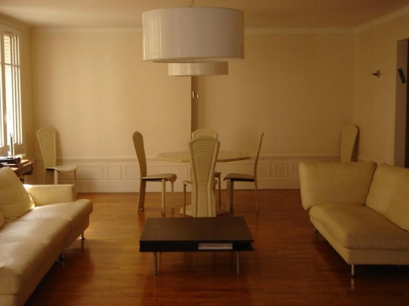Rental apartment Paris 4500€ CC - Picture 2