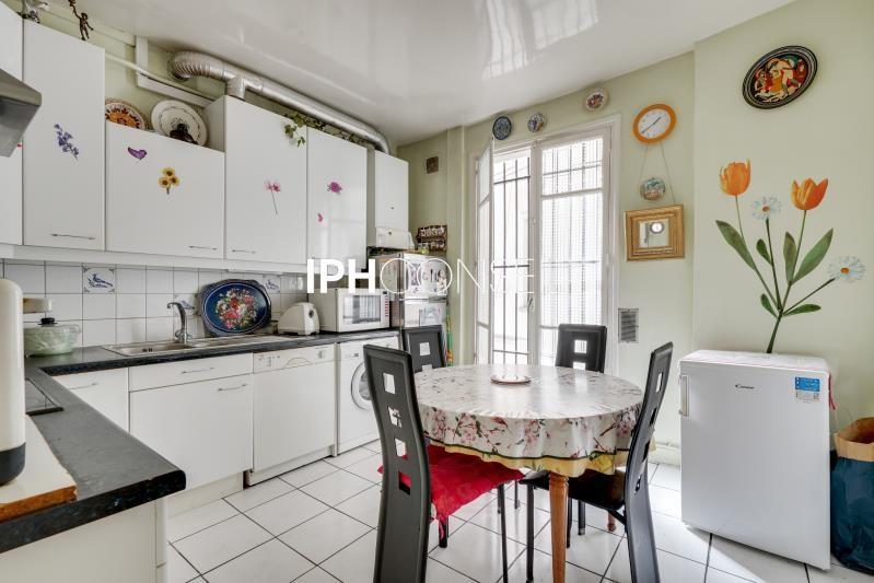 Deluxe sale apartment Paris 10ème 1295000€ - Picture 11