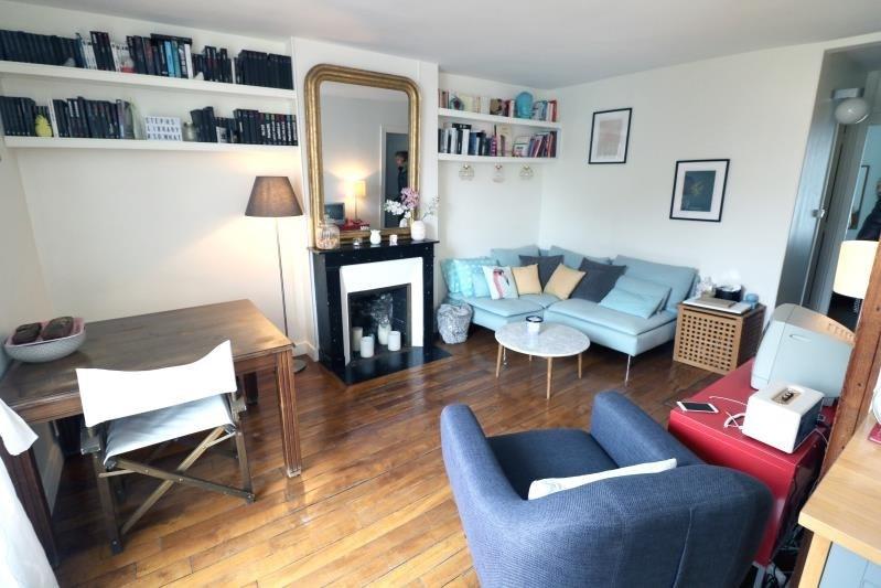 Sale apartment Versailles 333000€ - Picture 2