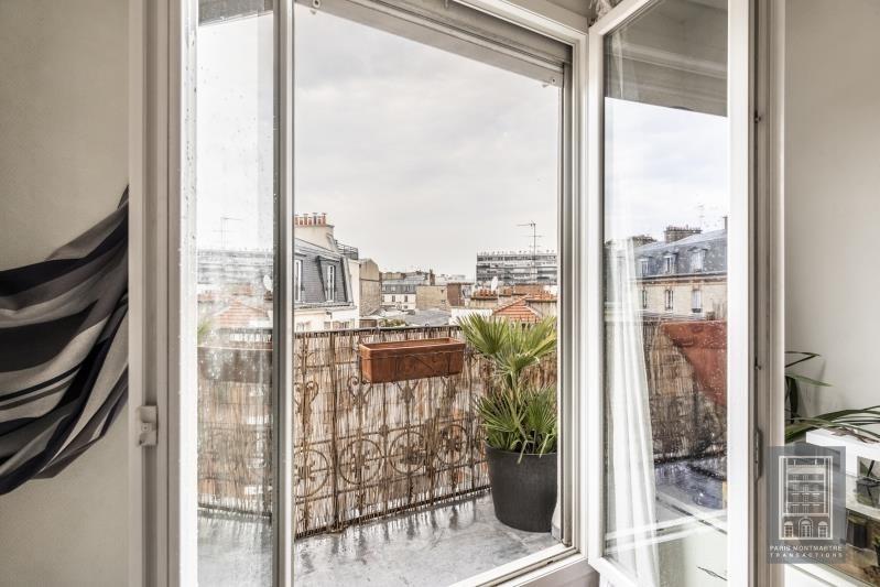 Sale apartment Paris 18ème 330000€ - Picture 4