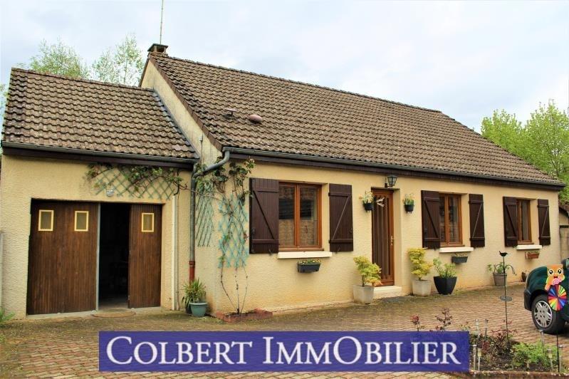 Venta  casa Jaulges 114500€ - Fotografía 9