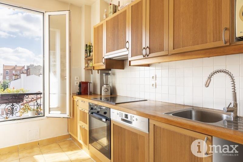 Sale apartment Asnieres sur seine 425000€ - Picture 2