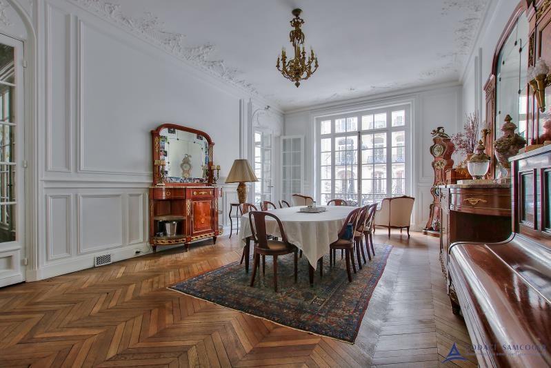 Deluxe sale apartment Paris 16ème 2600000€ - Picture 12