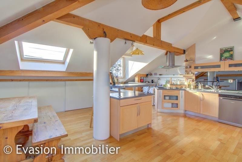 Vente appartement Sallanches 249000€ - Photo 1