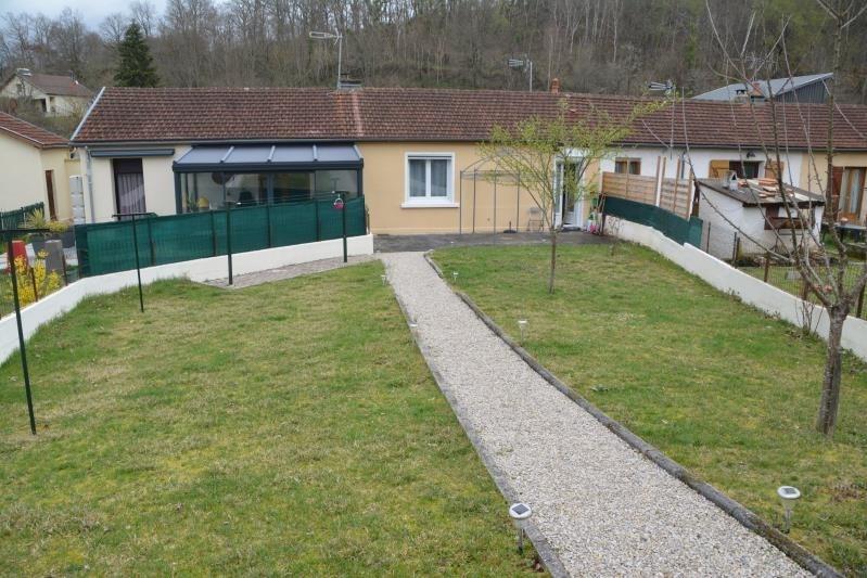 Vente maison / villa Cransac 75950€ - Photo 1