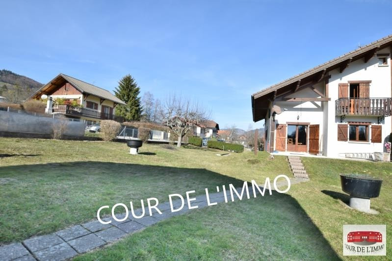 Sale house / villa Burdignin 385 000€ - Picture 2