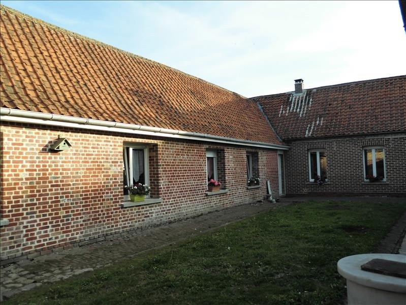 Sale house / villa Verquigneul 163 000€ - Picture 1