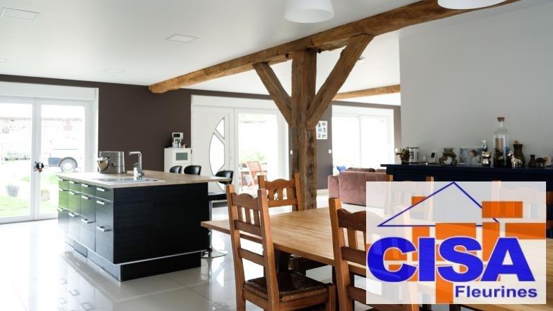 Sale house / villa Estrees st denis 315000€ - Picture 5