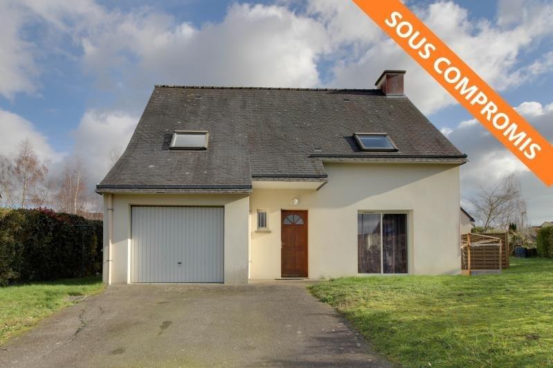 Vendita casa Orgeres 258750€ - Fotografia 1