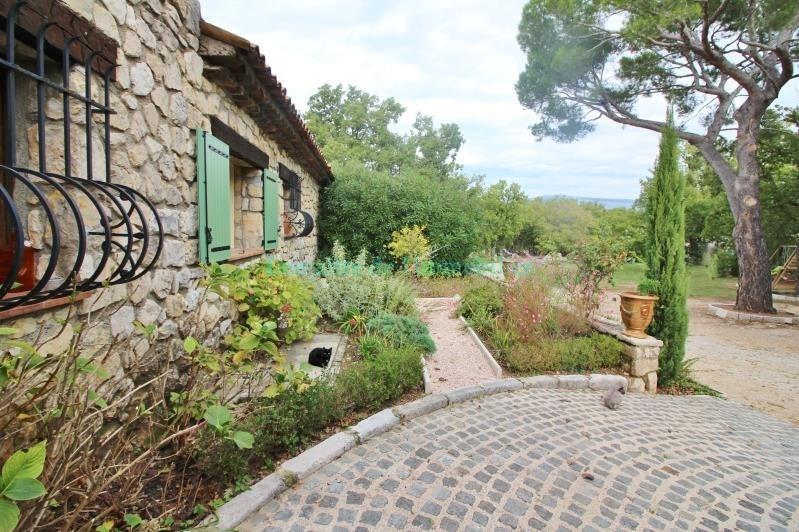 Vente de prestige maison / villa Saint cezaire sur siagne 990000€ - Photo 7
