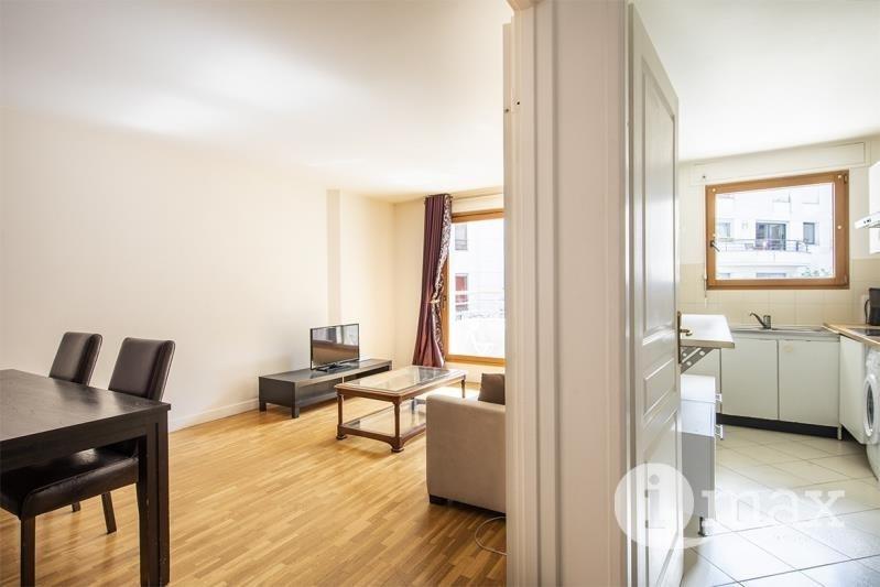 Sale apartment Levallois perret 430000€ - Picture 3