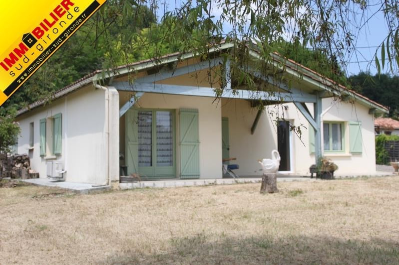 Vente maison / villa Langon 158 600€ - Photo 1