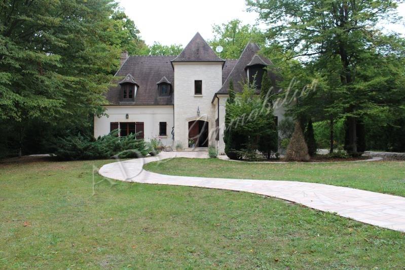 Vente de prestige maison / villa Lamorlaye 717000€ - Photo 2