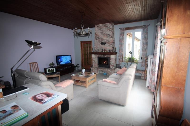 Sale house / villa Lecluse 321500€ - Picture 5