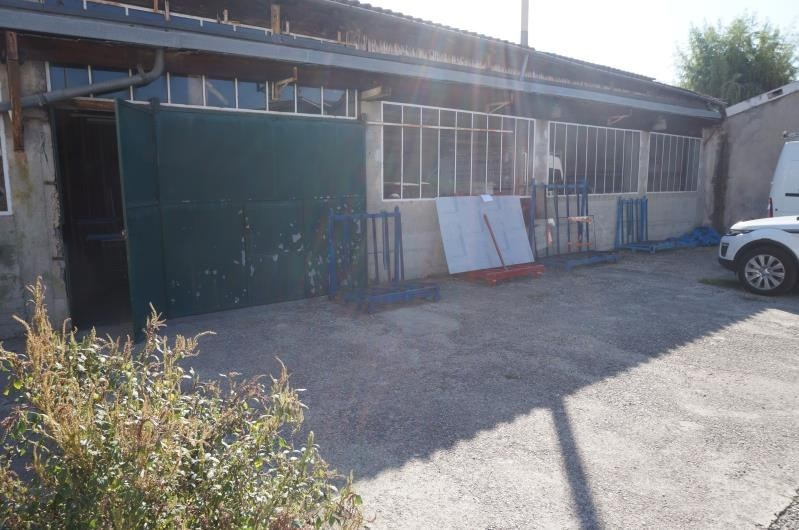 Vente local commercial Beaurepaire 158 000€ - Photo 1