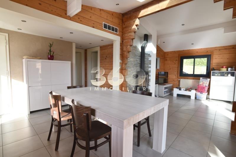 Sale house / villa Drumettaz clarafond 470000€ - Picture 2