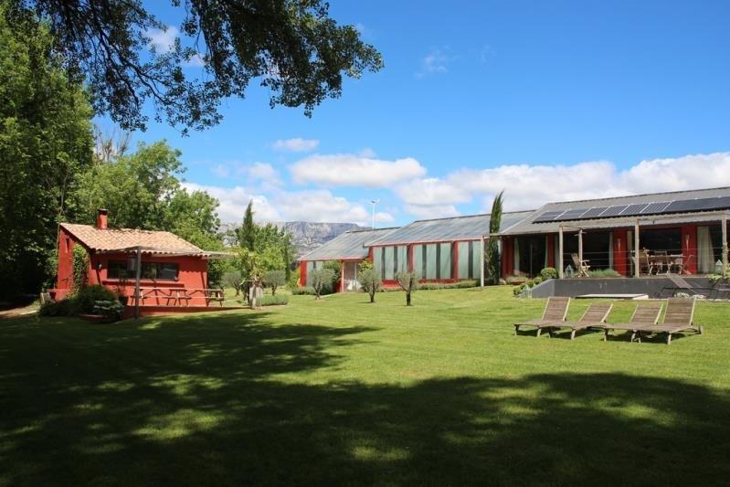Deluxe sale house / villa Rousset 640000€ - Picture 6