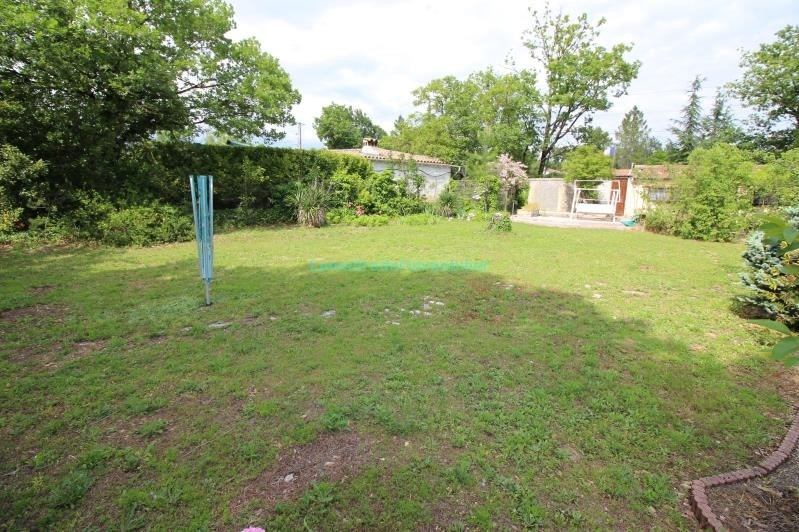 Vente terrain Saint cezaire sur siagne 137000€ - Photo 1