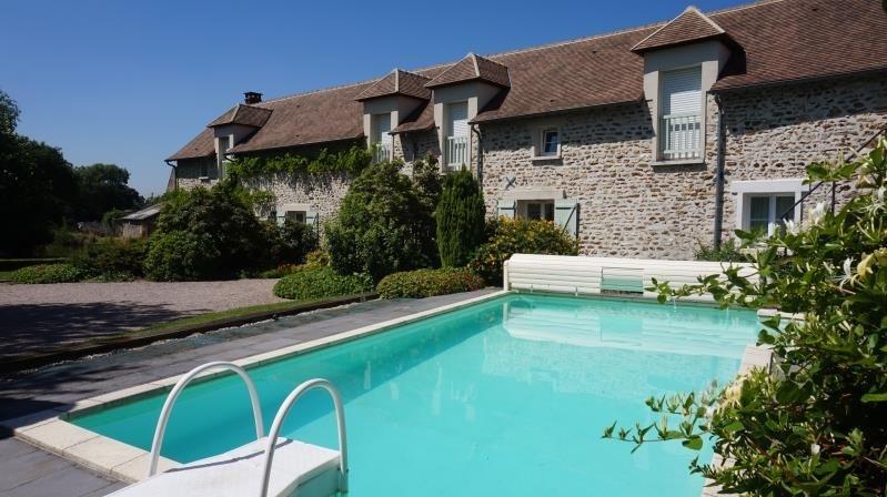 Venta  casa Houdan 15 mn 780000€ - Fotografía 1