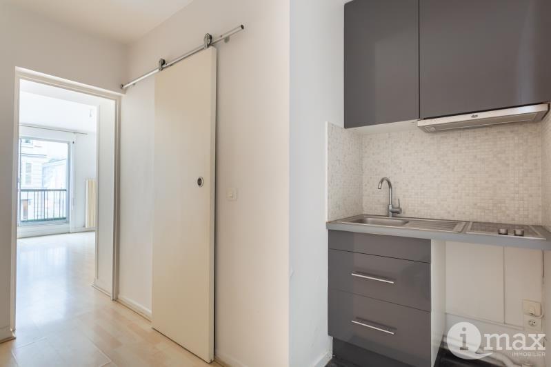 Sale apartment Paris 16ème 245000€ - Picture 2
