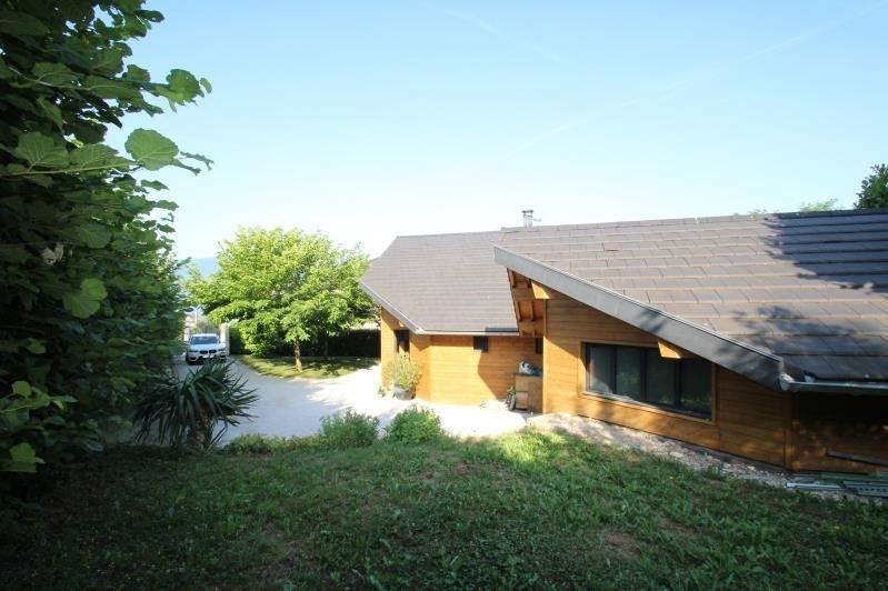 Revenda casa Gresy sur aix 439000€ - Fotografia 1