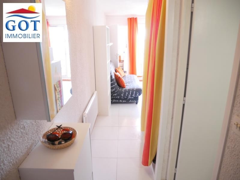 Sale apartment Le barcares 62 500€ - Picture 9
