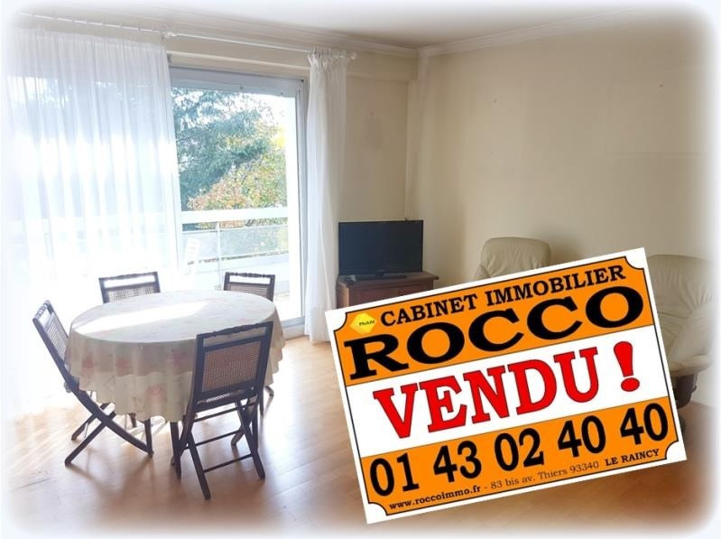 Vente appartement Livry gargan 168 000€ - Photo 1