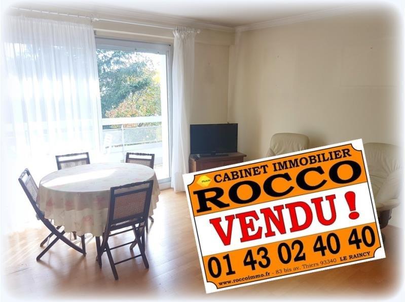 Vente appartement Livry gargan 168000€ - Photo 1
