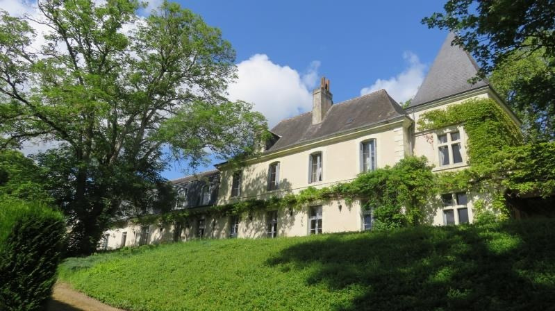 Vente de prestige château Azay le rideau 1565000€ - Photo 1