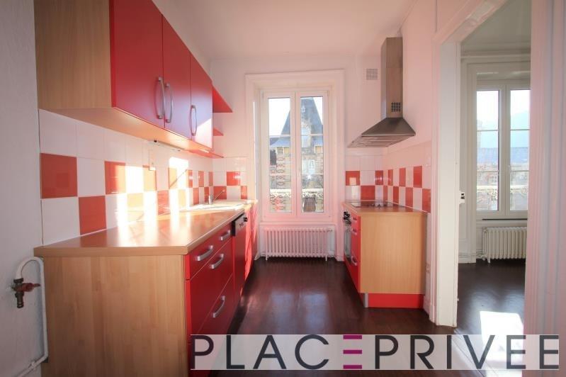 Venta  apartamento Remiremont 165000€ - Fotografía 1