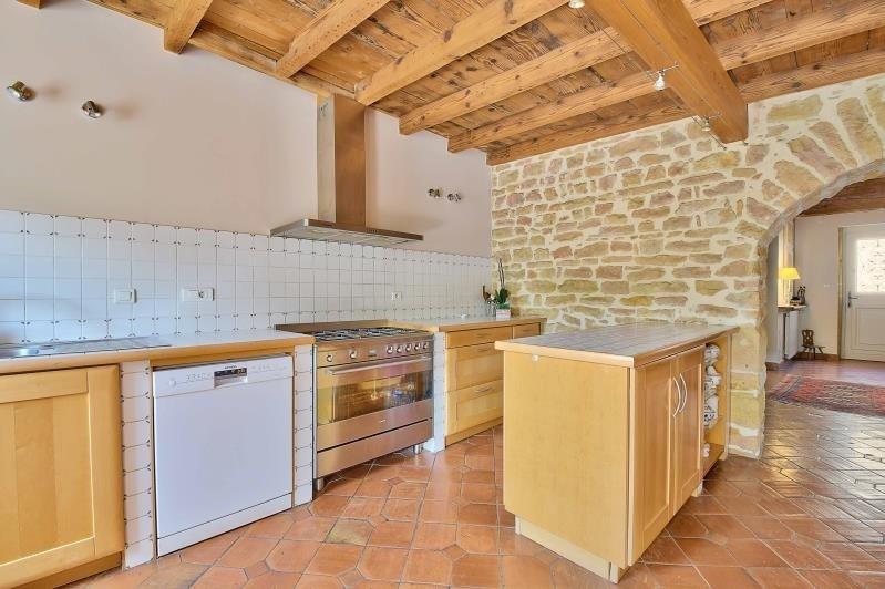 Sale house / villa Ville-sur-jarnioux 510000€ - Picture 7