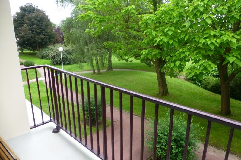 Sale apartment Villennes sur seine 220 000€ - Picture 1