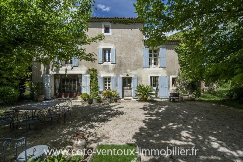 Sale house / villa Sarrians 525 000€ - Picture 9