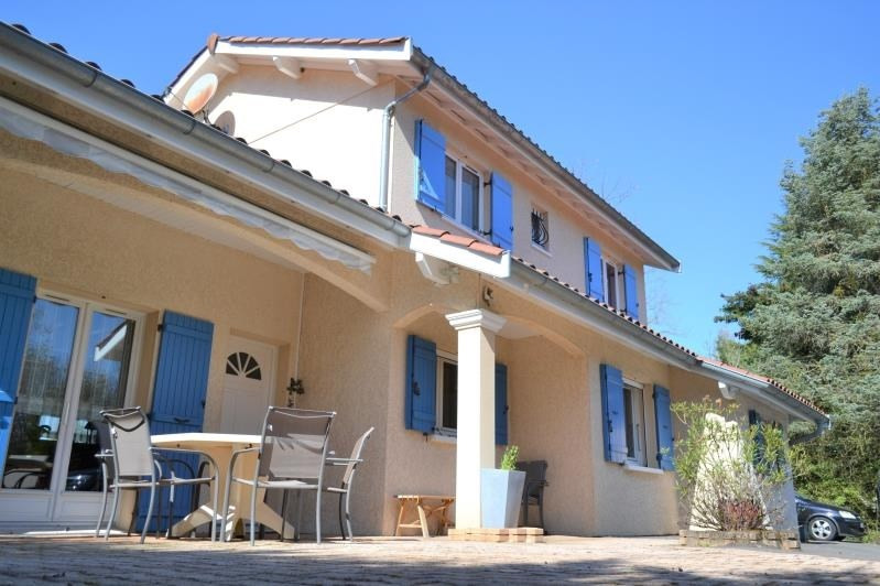 Sale house / villa St just chaleyssin 494000€ - Picture 7