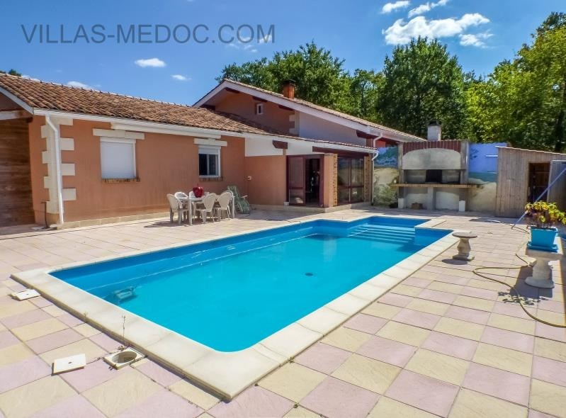 Sale house / villa Saint vivien de medoc 338 000€ - Picture 2