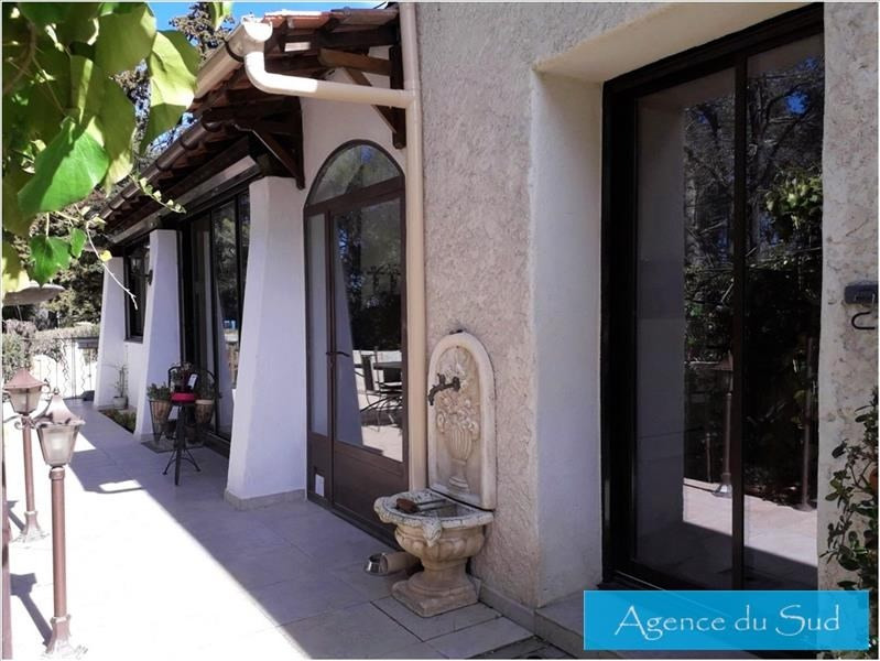 Vente maison / villa Mimet 540000€ - Photo 1