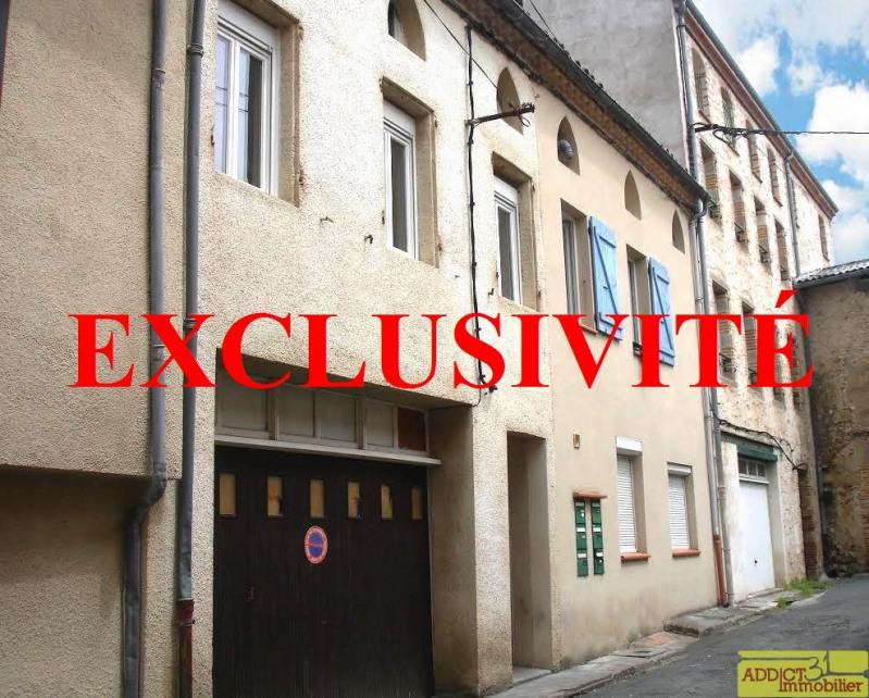 Produit d'investissement immeuble Secteur briatexte 200000€ - Photo 1