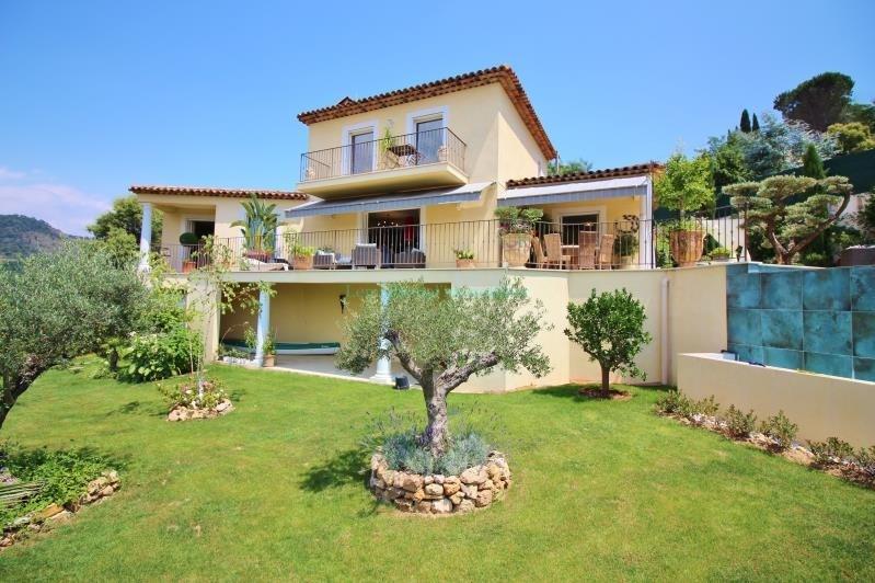 Vente de prestige maison / villa Tanneron auribeau 790000€ - Photo 4
