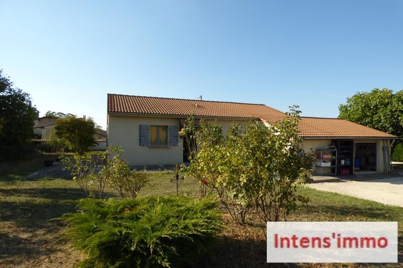 Sale house / villa Bourg de peage 283 000€ - Picture 1
