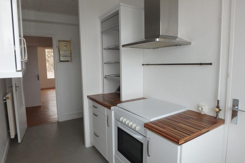 Rental apartment Viroflay 1265€ CC - Picture 1