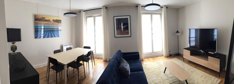 Rental apartment Paris 19ème 2100€ CC - Picture 2