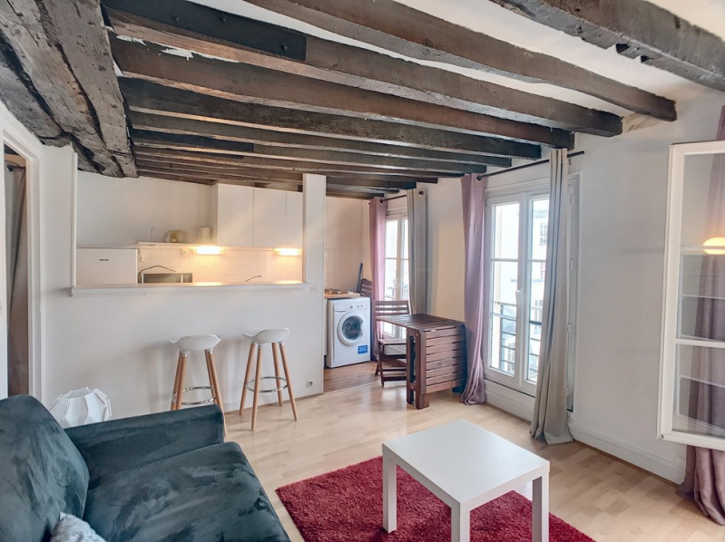 Vente appartement Paris 3ème 420 000€ - Photo 4