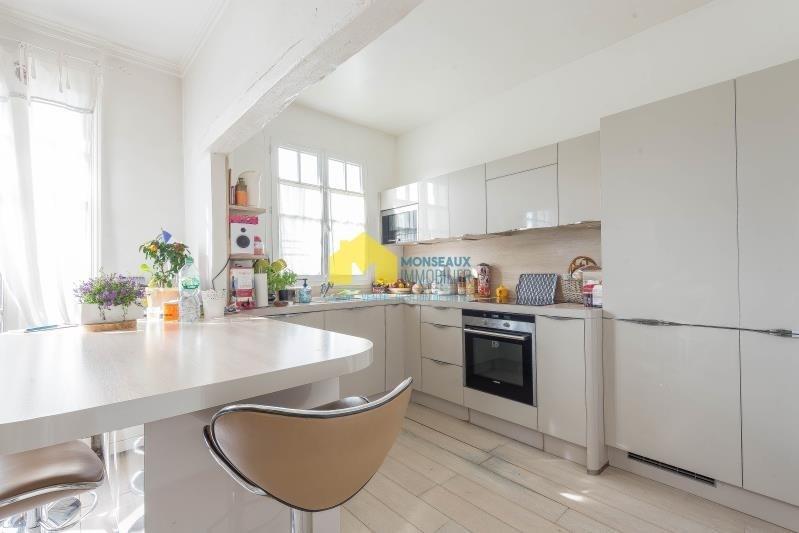 Sale house / villa Ste genevieve des bois 452400€ - Picture 4