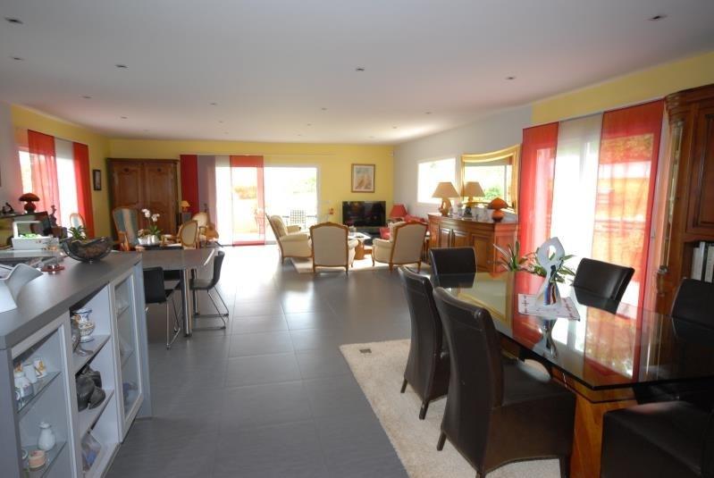Venta  casa Reventin vaugris 468000€ - Fotografía 6
