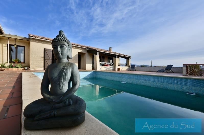 Vente de prestige maison / villa Carnoux en provence 635000€ - Photo 2