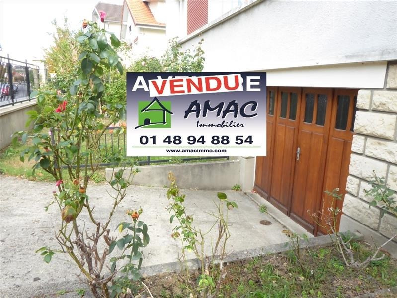 Vente maison / villa Villemomble 472 500€ - Photo 2