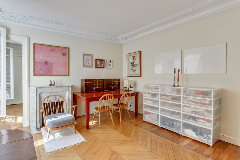 Sale apartment Paris 7ème 855 000€ - Picture 2